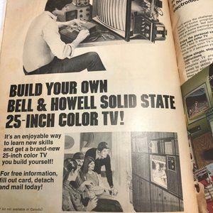 Vintage Other - Vntg 1972 Popular Science Magazine